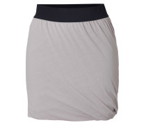 Drape-Skirt aus Baumwolle