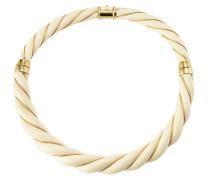Vergoldete Halskette Diana mit Wickel-Optik