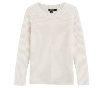 Pullover aus Alpaka und Wolle