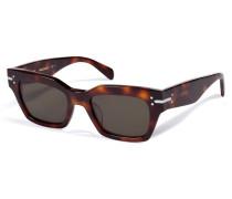 Sonnenbrille Geometric