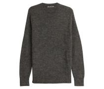 Pullover mit Alpakawolle