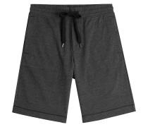 Sweat-Shorts aus Jersey