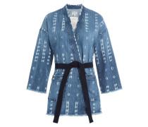 Kimono-Jacke aus Denim