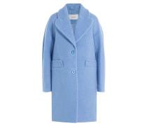 Mantel mit herzförmigem Revers