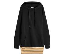 Hoodie Dress aus Baumwolle