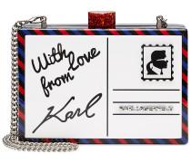 Box-Clutch Postcard