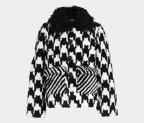Jacke aus Schaffell