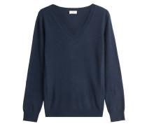 Pullover mit Wolle und Kaschmir