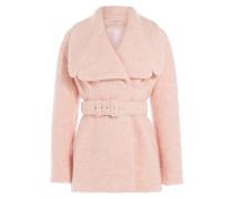Tweed-Jacke aus einem Woll-Mix