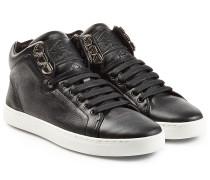 High Top Sneakers Kent aus Leder