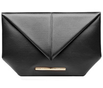 Envelope-Clutch aus Leder