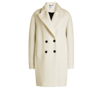 Kurzer Mantel mit Schurwolle