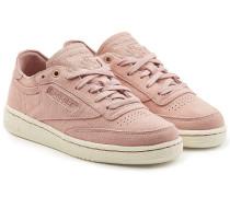 Sneakers Club C 85 FBT aus Veloursleder