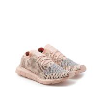 Gewebte Sneakers Swift Run Primeknit aus Textil