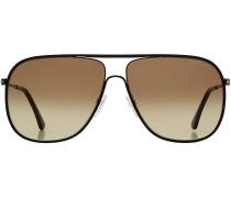 Oversize-Sonnenbrille Dominic