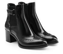 Ankle Boots Shelly aus Leder