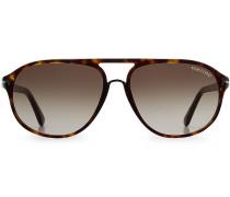 Sonnenbrille Jacob in Schildpatt-Optik