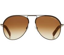 Oversize-Sonnenbrille Cody