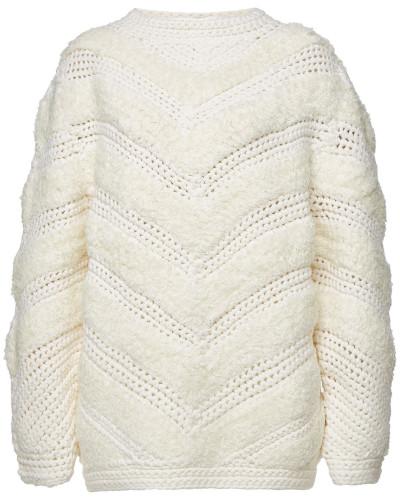 Pullover Blontia mit Wolle