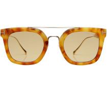 Sonnenbrille Alex mit Schildpattmuster