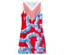 Print-Kleid aus Baumwoll-Jersey
