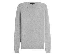 Pullover mit Wolle, Seide, Baumwolle und Alpaka