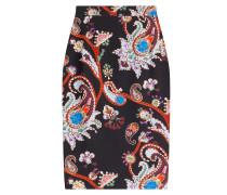 Pencil-Skirt mit Print