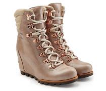 Wedge Ankle Boots Conquest aus Leder