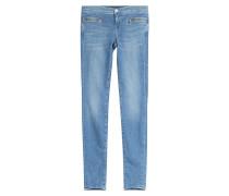 Skinny-Jeans Emma mit Zippertaschen