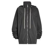 Outdoor-Jacke mit Kapuze