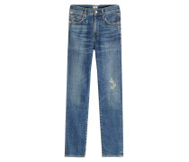 Straight Leg Jeans Cara
