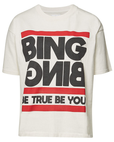 T-Shirt True You aus Baumwolle
