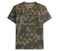 T-Shirt Camustars aus Baumwolle