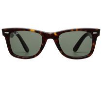 Sonnenbrille RB2140 Wayfarer Classic in Schildpatt-Optik