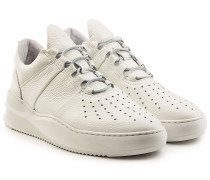 Low-Top-Sneakers aus Leder