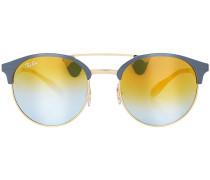 Sonnenbrille RB3545 mit verspiegelten Gläsern