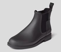 Unifarbene Chelsea Boots
