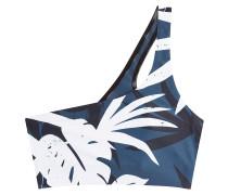 Asymmetrisches Bikini-Top