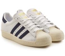 Leder-Sneakers Superstar 80s