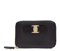 Mini-Portemonnaie Vara aus Leder