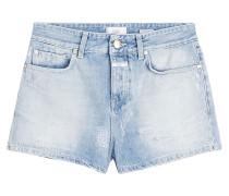 Jeans-Shorts Leni aus Baumwolle