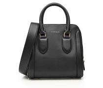 Medium-Handtasche Heroine aus Leder