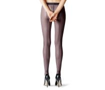 Tights mit Naht