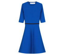 Flared-Dress mit Cut-Out