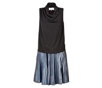 Drape-Dress mit Faltenrock