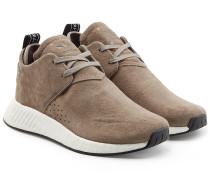 Sneakers NMD_C2 aus Veloursleder