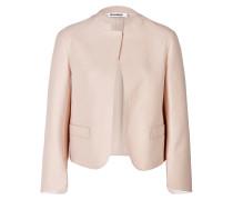 Etui-Jacke aus Baumwolle
