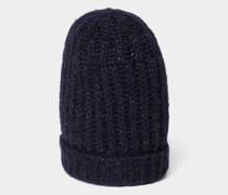 Mütze in Strick-Optik