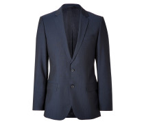 Navy Virgin Wool Amaro/Heise Blazer