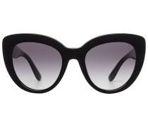 Cat-Eye-Sonnenbrille DG4287